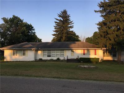 Springfield Single Family Home For Sale: 2210 Scioto Drive