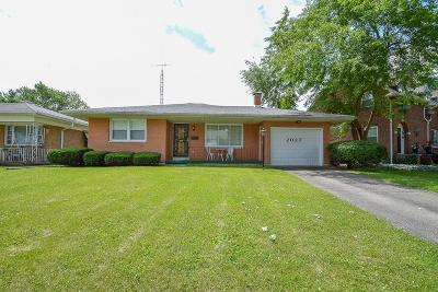 Springfield Single Family Home For Sale: 2027 Broadway Street