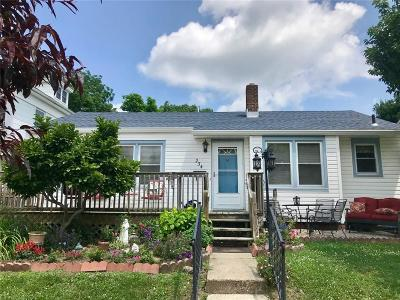 Springfield OH Single Family Home For Sale: $79,000