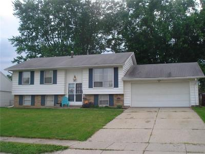 Springfield OH Single Family Home For Sale: $120,000