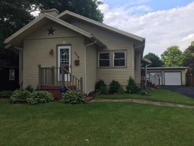 Springfield OH Single Family Home For Sale: $99,000