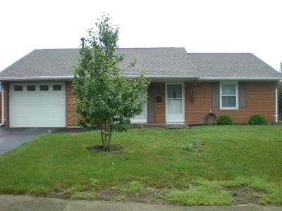 Enon Single Family Home For Sale: 3949 New York Dr