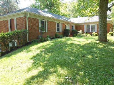 Springfield Single Family Home Contingency/Show: 180 Titus Road