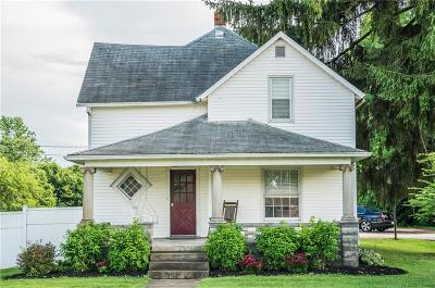 Springfield Single Family Home For Sale: 3931 Lawrenceville