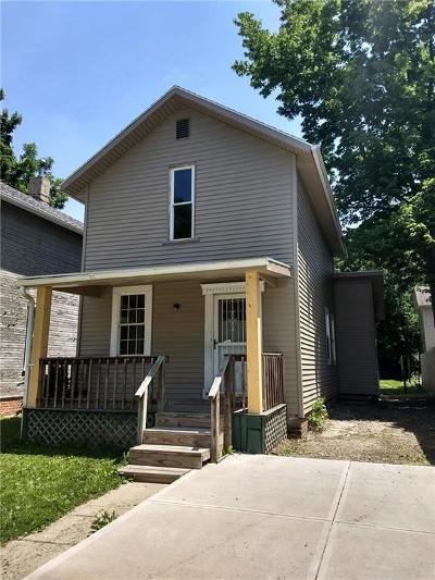 Urbana Single Family Home For Sale: 441 S Walnut Street