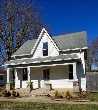 Urbana Single Family Home For Sale: 5910 State Route 55