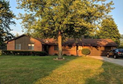 Springfield Single Family Home For Sale: 6400 Manete