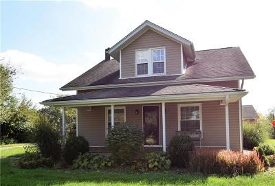 New Carlisle Single Family Home Contingency/Show: 10731 Marquart Rd