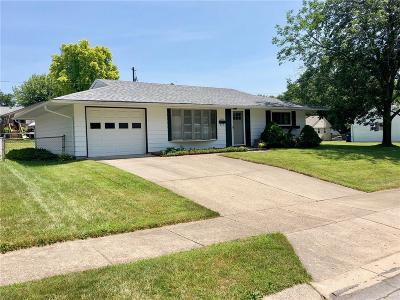 Springfield Single Family Home For Sale: 2036 Portage Path