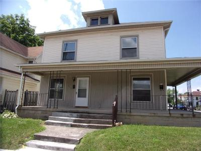 Springfield OH Multi Family Home For Sale: $35,000