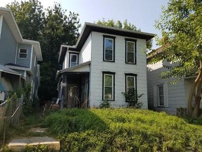 Springfield OH Single Family Home For Sale: $19,900