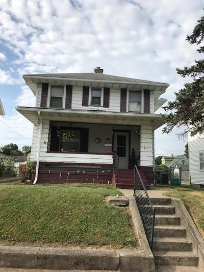 Springfield OH Single Family Home For Sale: $58,900