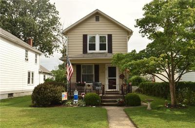 Springfield Single Family Home For Sale: 1307 W Mulberry Street