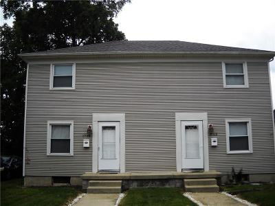 Springfield OH Multi Family Home For Sale: $54,900