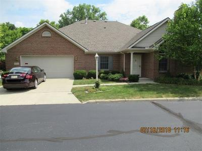 Springfield OH Condo/Townhouse For Sale: $157,900