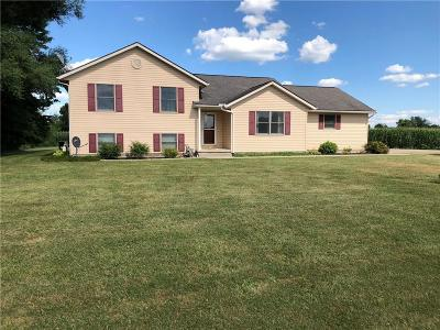 Springfield OH Single Family Home For Sale: $195,000