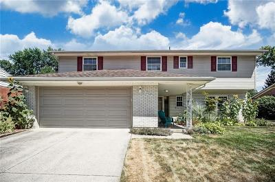 Springfield OH Single Family Home For Sale: $184,900