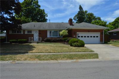 Springfield OH Single Family Home For Sale: $149,900