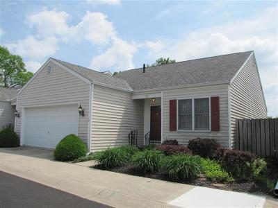 Urbana Condo/Townhouse Contingency/Show: 165 Pearce Place #165