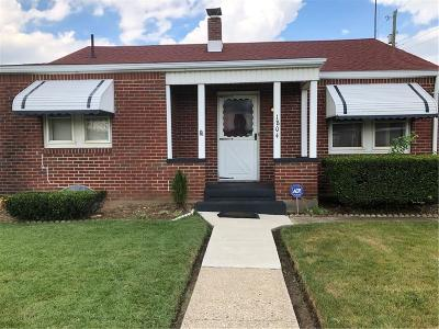 Springfield OH Single Family Home For Sale: $74,000