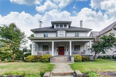 Urbana Single Family Home For Sale: 566 Scioto Street