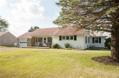 Urbana Single Family Home For Sale: 142 E State Route 296