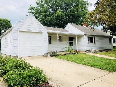 New Carlisle Single Family Home Contingency/Show: 307 N Adams