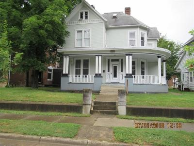 Springfield Multi Family Home For Sale: 508 N Wittenberg