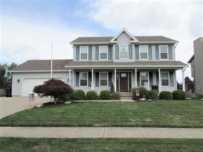 Springfield Single Family Home For Sale: 1364 Willow Chase Drive