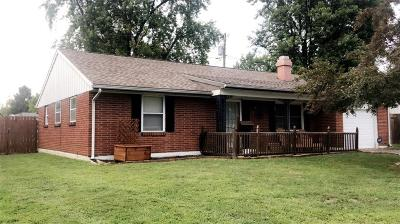New Carlisle Single Family Home For Sale: 114 Weinland