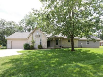 Enon Single Family Home For Sale: 11 W Hunter Drive