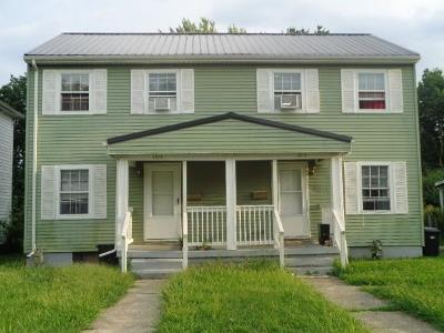 Springfield Multi Family Home For Sale: 1813-1815 Mound Street