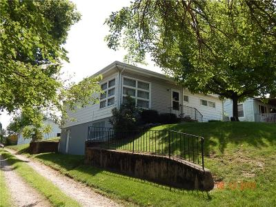Springfield OH Single Family Home For Sale: $62,500