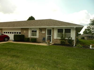 Springfield OH Single Family Home For Sale: $109,000