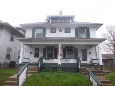 Springfield OH Multi Family Home For Sale: $29,900