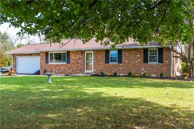 Springfield OH Single Family Home For Sale: $158,900