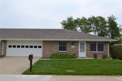 Springfield OH Single Family Home For Sale: $94,900