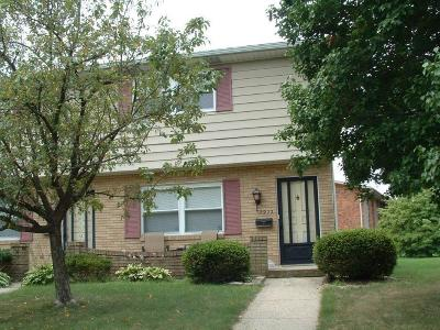 Springfield OH Single Family Home For Sale: $64,500