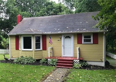 Springfield OH Single Family Home For Sale: $98,000