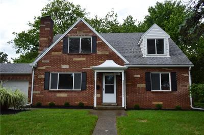 Springfield OH Single Family Home For Sale: $139,900