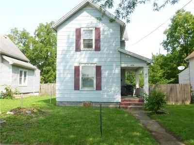 Springfield Single Family Home For Sale: 1424 Innisfallen