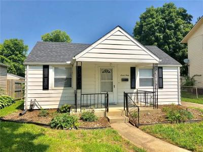 Springfield Single Family Home For Sale: 740 Snowhill Boulevard