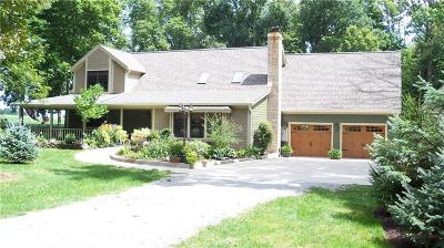Urbana Single Family Home For Sale: 271 Country