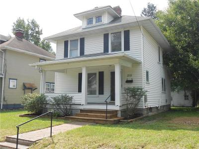 Single Family Home For Sale: 315 Bellevue Avenue