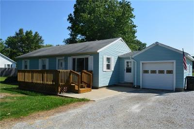 Urbana Single Family Home Contingency/Show: 2363 State Route 54