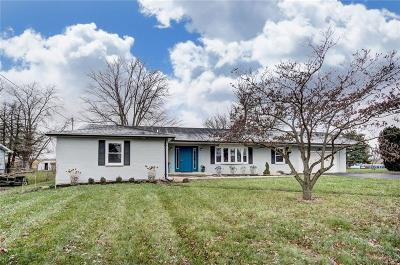 Springfield Single Family Home For Sale: 1405 Bowman Road