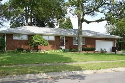 Single Family Home For Sale: 1734 Thomas Drive