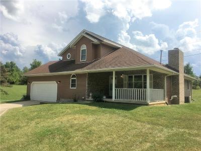 Urbana Single Family Home For Sale: 4545 Woodland