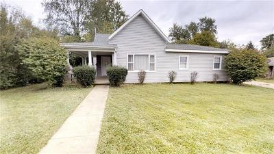South Charleston Single Family Home For Sale: 6017 Old Columbus-Cincinnati Road