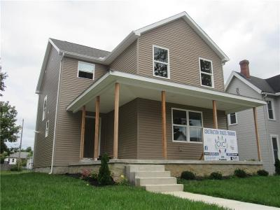 Springfield Single Family Home For Sale: 252 N Western Avenue